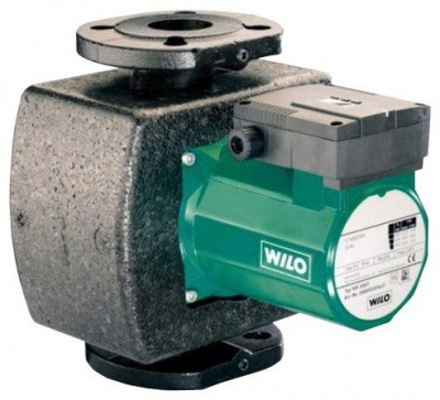 Насосы WILO для отопления, вентиляции и кондиционирования