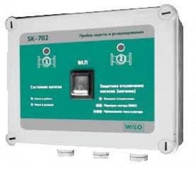 Приборы управления и системы регулирования WILO